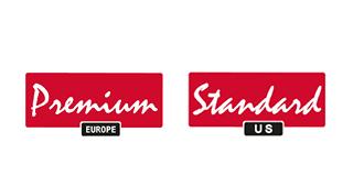 logos premium europe et standard us