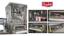 Machine ouverture/remplissage/fermeture de tubes