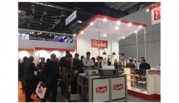 Stand Elizabeth Europe à Interpack 2017